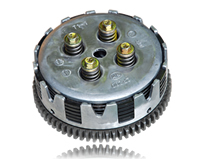 Wet Type Multi-plate Clutch with Coil Springs