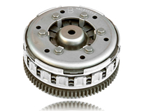 Wet Type Multi-plate Clutch with DSPs